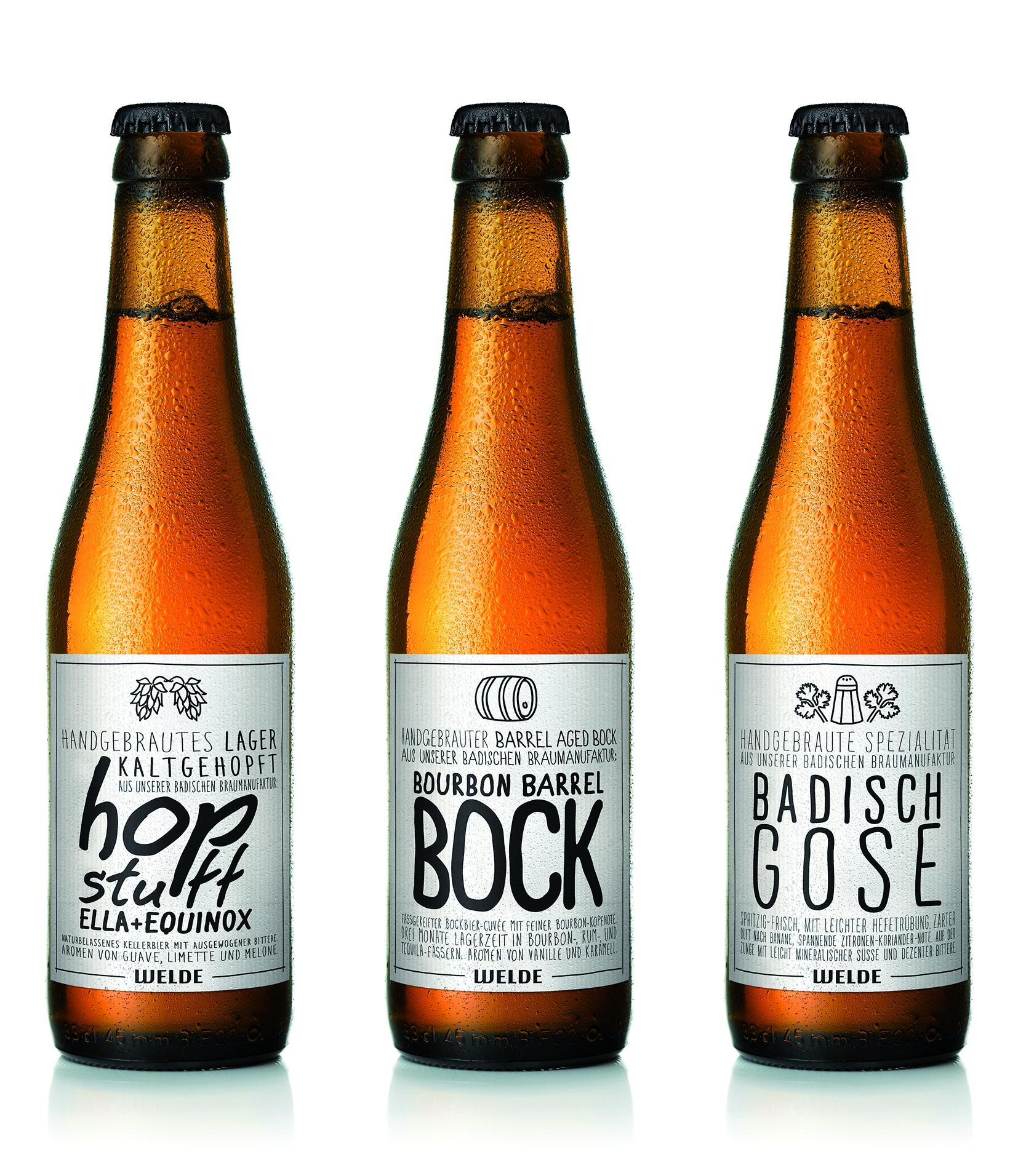 Welde website welde craft beer aus hopfen malz for How to craft beer